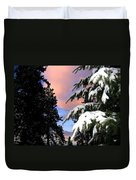 Twilight Hour Duvet Cover