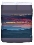Twilight. Duvet Cover by Itai Minovitz