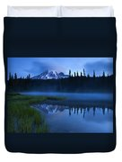 Twilight Majesty Duvet Cover