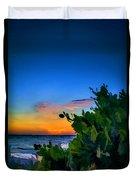 Twilight Mangrove Duvet Cover