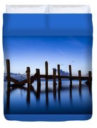 Twilight Piers Duvet Cover
