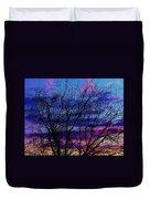Twilight Sunset Duvet Cover