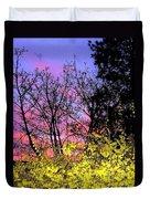 Twilight Time Duvet Cover