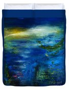 Twilight Waters Duvet Cover