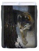 Twilight's Preyer  Duvet Cover