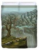 Twin Falls Kingdom Duvet Cover
