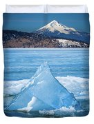 Twin Peaks Duvet Cover