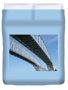 Twin Spans Duvet Cover