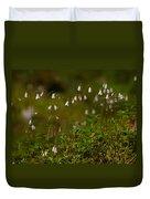 Twinflower Duvet Cover