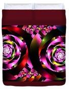 Twins Spiral Duvet Cover