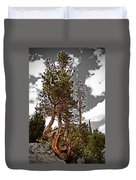 Twisted Pines Duvet Cover