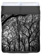 Twisted Trees Duvet Cover