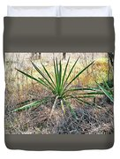 Twisted Yucca Duvet Cover