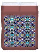 Twister Tile Duvet Cover