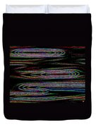 Twists And Turns Duvet Cover