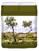 Two Branches Duvet Cover