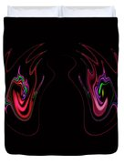 Two Claws Duvet Cover