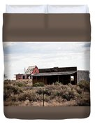 Two Guns, Arizona  Duvet Cover