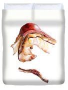 Two Sections Of Aortic Aneurysm Duvet Cover