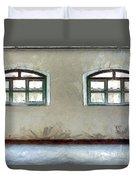 Two Windows Duvet Cover
