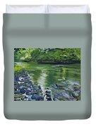 Twolick Creek Duvet Cover