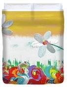 Typical Summer Day Duvet Cover