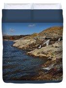 U Of I Mcbride Nature Area Duvet Cover