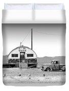 U - We Wash - Death Valley Duvet Cover