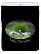 Ugly Duckling Duvet Cover