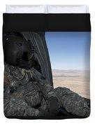 Uh-60 Black Hawk Crew Chief Takes Duvet Cover