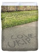 Ukip Grafitti Duvet Cover