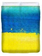 Ukraine Flag Duvet Cover