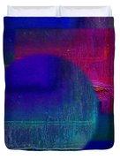 Ultradeep Lavender Duvet Cover