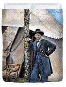 Ulysses S. Grant Duvet Cover
