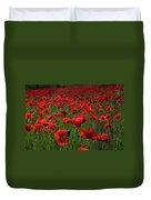 Umbria  Poppies 3 Duvet Cover