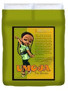 Umoja The Mother Duvet Cover