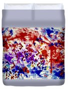 Uncertainty Duvet Cover by Raul Diaz