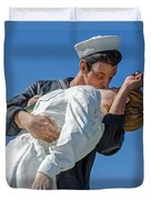 Unconditional Surrender 2 Duvet Cover