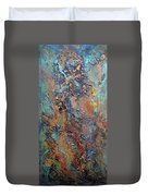 Undefined Conclusion II Duvet Cover