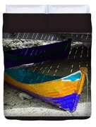Under The Boardwalk 2 Duvet Cover