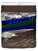 Under The Boardwalk 3 Duvet Cover