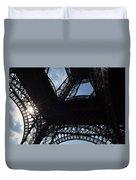 Under The Eiffel II Duvet Cover