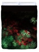 Under The Forest Canopy Duvet Cover