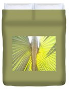 Under The Palm II Gp Duvet Cover