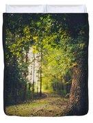 Under The Tree Duvet Cover