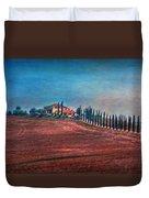 Under Tuscan Sun Duvet Cover