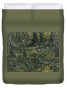 Undergrowth Saint Remy De Provence  July 1889 Vincent Van Gogh 1853  1890 Duvet Cover