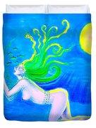 Underwater Fantasy Duvet Cover