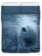 Underwater Playground Duvet Cover