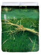 Underwater Tree Duvet Cover